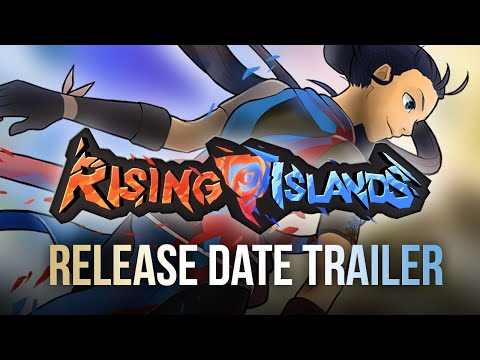 Rising Islands - Release Date Trailer thumbnail
