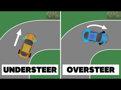 An Idiot-Proof Guide To Oversteer Vs Understeer (And How To Beat Both)