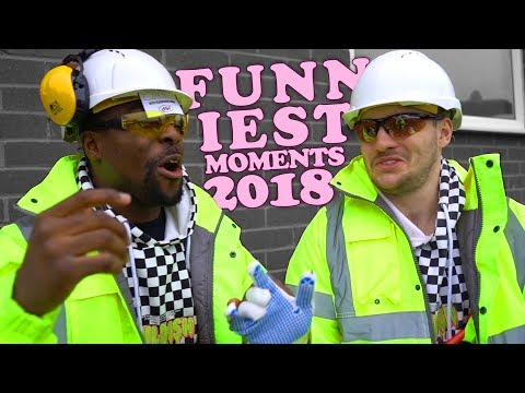 TGF FUNNIEST MOMENTS 2018