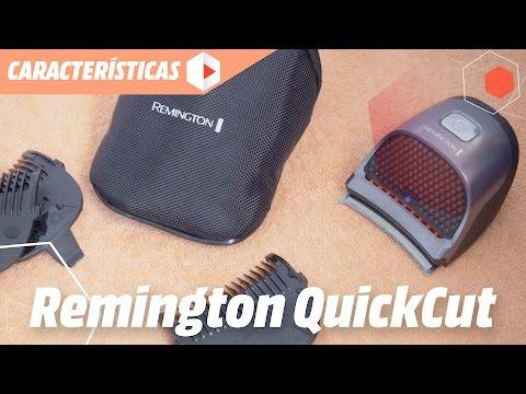 Cortapelo Remington QuickCut, características técnicas