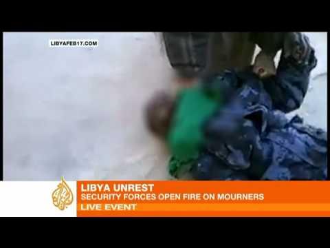 Video of Unrest In Libya