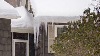 Preventing Ice Damming