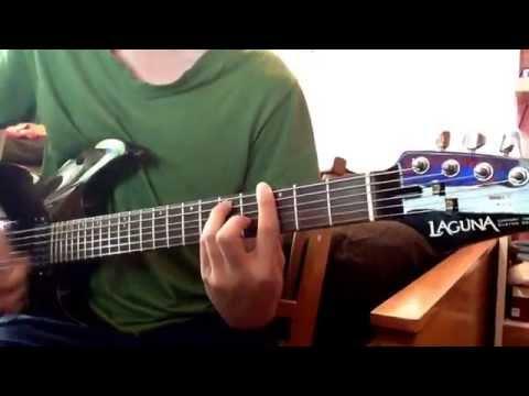 H-Blockx - Gazoline (Sunset Overdrive E3 2014 Song) Guitar Cover