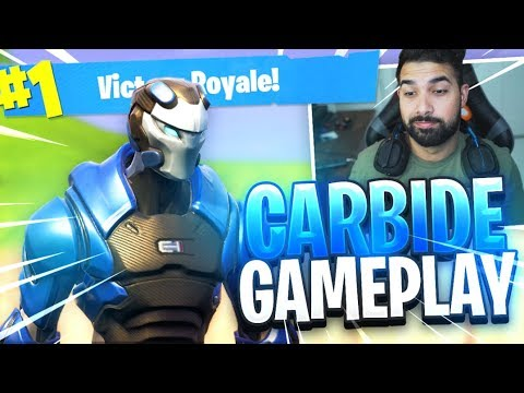UPGRADED CARBIDE Gameplay..