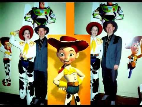 TOY STORY 2 Music Video Featuring the REAL