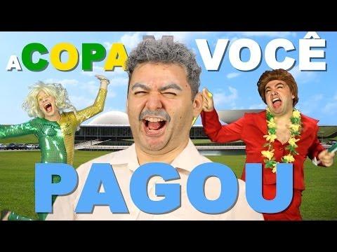 Música A Copa Você Pagou