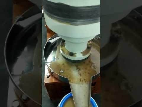 Cold Pressed Marachekku Oil Extraction Machine
