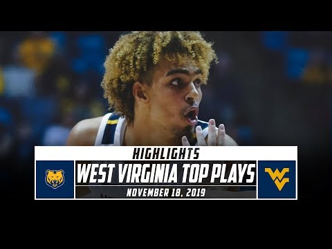 West Virginia Basketball Top Plays vs. Northern Colorado (2019-20) | Stadium