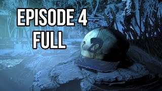"The Walking Dead Game Season 4 EPISODE 4 Gameplay Walkthrough Part 1 ""The Final Season"""