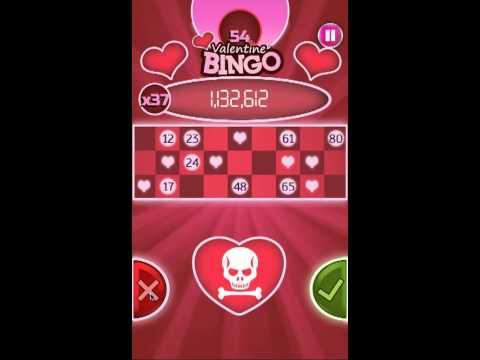 Video of Valentines Bingo: FREE BINGO
