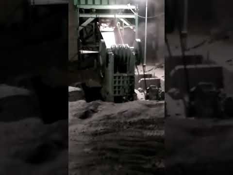 Automatic Stone Crusher Machine