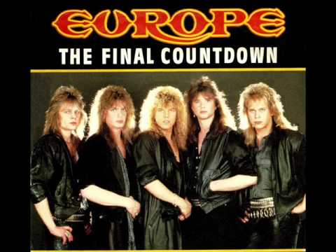 Europe- The Final Countdown (Orchestra Version)