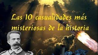 Las 10 Casualidades más Misteriosas de la Historia