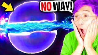 NOOB vs PRO vs HACKER In SOLAR SMASH! (SECRET GHOST PLANET UNLOCKED!)
