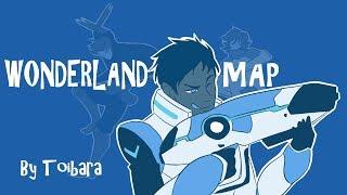 Wonderland MAP || Part 6