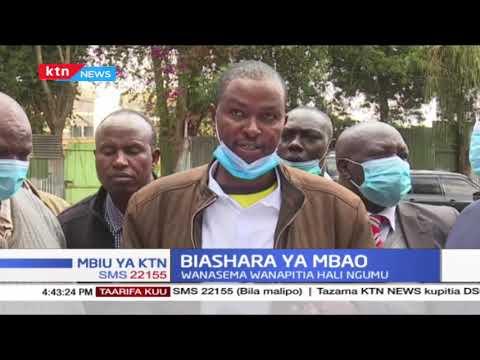 Zaidi ya wafanyabiashara 300 kunufaika Kirinyaga, Mrundiko wa Kesi | MBIU YA KTN (Sehemu ya Pili)