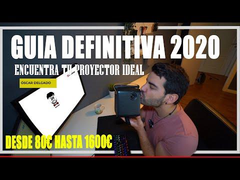 GUIA DE COMPRA PROYECTOR en 2020- 🏡 El mejor proyector DESDE 80€ HASTA 1600€! -CONSEJOS Y ENLACES