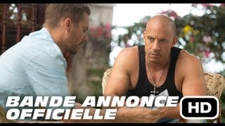 FAST & FURIOUS 6 - Bande-annonce officielle VF [HD]