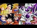 All Goku Vs Frieza All Forms Dragon Ball Z Budokai Tenk