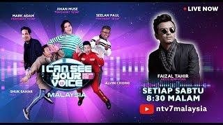 [FULL] I Can See Your Voice Malaysia Minggu 5 bersama Faizal Tahir ! | #ICSYVMY