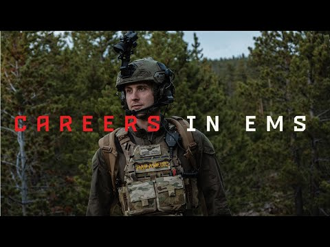 Nontraditional Career Paths in EMS