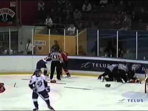 Mikael Langlois vs. Patrick McGrath