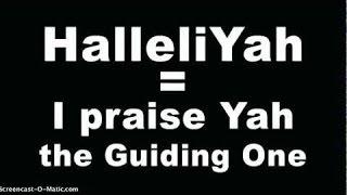 Exalted  YHWH ( Yahweh) - By Chris Tomlin