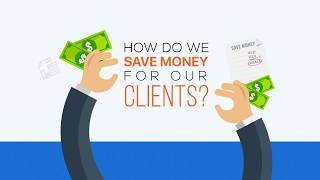 How do we SAVE money for our Clients