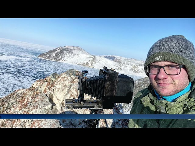 На Байкал за уникальными кадрами