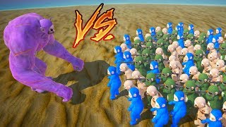 99 СЛЕНДИПУЗИКОВ VS 1 МЕГА-ТЕЛЕПУЗИК ! - Slendytubbies 3 Multiplayer Sandbox [Песочница]