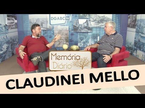 Entrevista com Claudinei Mello