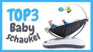 ✅ Babywippe Test - Elektrische Babywippe Vergleich (2021)
