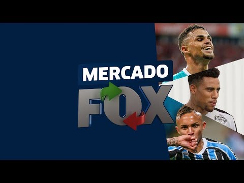 FLAMENGO FECHA COM MICHAEL, CLUBE INGLÊS DE OLHO EM ÉVERTON E GUSTAGOL NO JAPÃO! Mercado FOX ao vivo