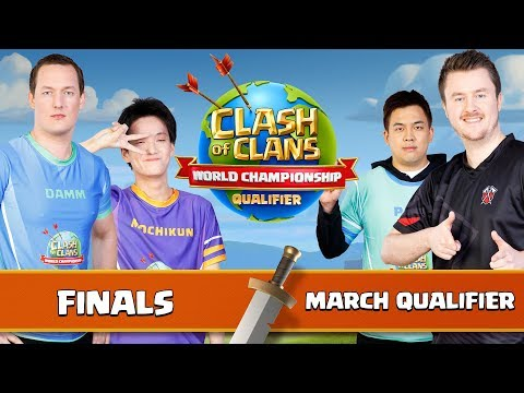 World Championship - March Qualifier - FINALS - Clash of Clans