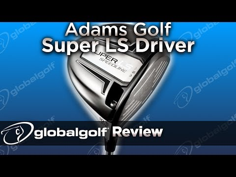 Adams Golf Speedline Super LS Driver