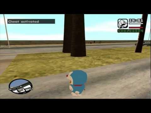 Download Gta sanandreas- modding-Doraemon Mp4 HD Video and MP3