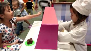 Fruit Vegetables Toy Cakes birthday Toys Video for Kids