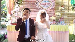 Cả đám cưới phải ngỡ ngàng khi nghe chú rể tặng cô dâu bài hát này | Câu chuyện ngày xưa