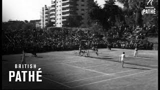 Egyptian Tennis (1947)