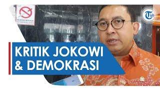 Fadli Zon Kritisi Periode Kedua Presiden Jokowi: Jelas Kok Terjadi Kemunduran