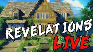 Black Ops 3: Zombies: 'REVELATIONS' First Live Attempt!