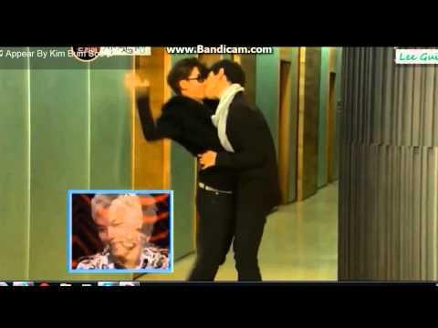 Bigbang- Top kiss seungri [eng sub]