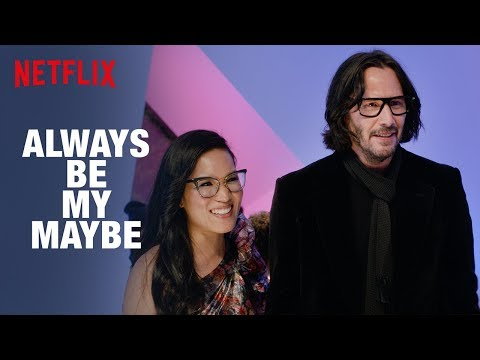 Always Be My Maybe Dinner Scene ft. Keanu Reeves | Netflix