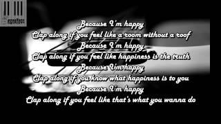 Happy (Lyrics) / Boyce Avenue - Happy (Lyrics)