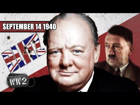 Je invaze do Británie na spadnutí? - Druhá světová válka