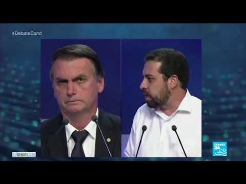 Brazil holds presidential debate without Lula da Silva