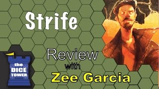 Strife Review - with Zee Garcia