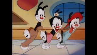 Animaniacs - Masks Song + The Anvil Song + The Goodbye Song