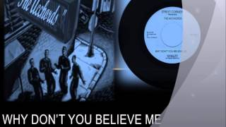 THE ACCHORDS - WHY DON'T YOU BELIEVE ME
