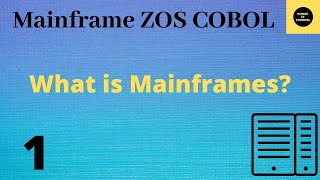 Mainframe Cobol Online Training Tutorial Part 1,What is Mainframe?